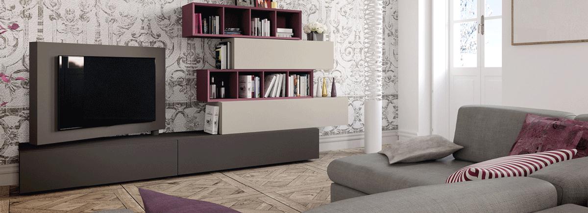 La casa moderna brafa ruggeri mobili e arredamenti a for Casa moderna walferdange