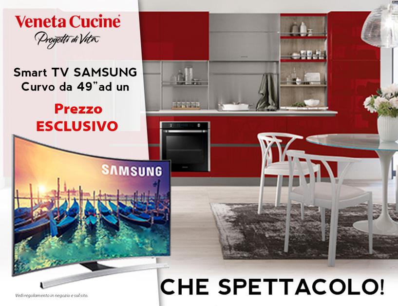 Veneta Cucine e Samsung