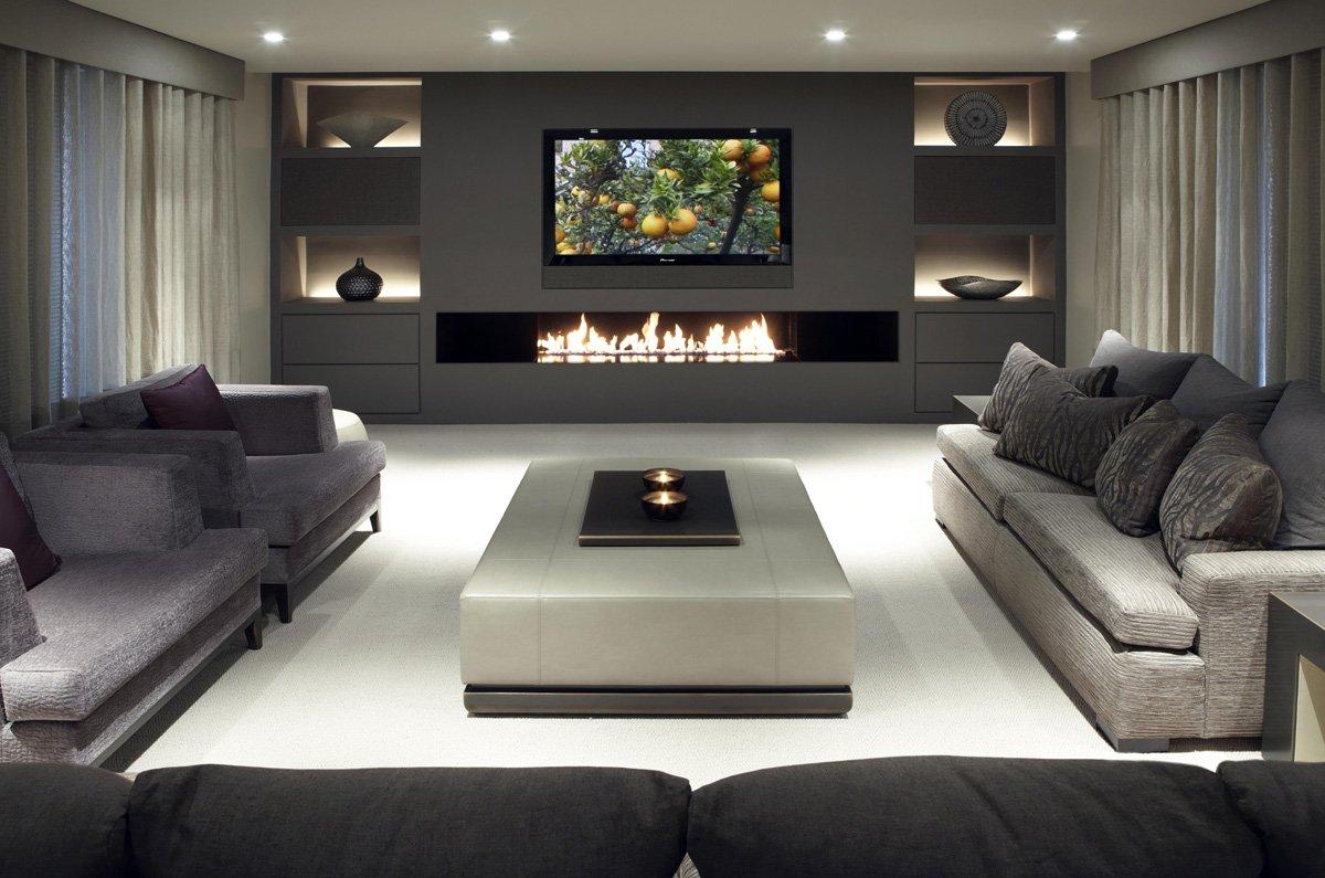 Illuminazione Per Soggiorno Moderno l'illuminazione che allarga il salotto! | brafa & ruggeri